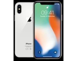 Wymiana rozbitej szybki - iPhone X