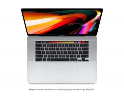 Apple MacBook Pro 16'' 2.4GHz (i9)/32GB/1TB SSD/Radeon Pro 5500M 4GB (srebrny) - nowy...