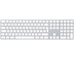 Apple Magic Keyboard z polem numerycznym klawiatura bezprzewodowa (srebrny)