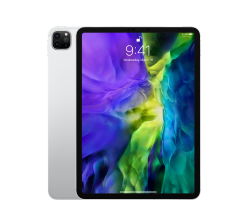Apple iPad Pro 11'' 256GB Wi-Fi (srebrny) - nowy model