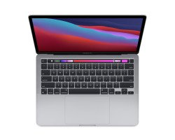 Apple MacBook Pro 13'' M1/8GB/256GB SSD (gwiezdna szarość) Kod producenta: MYD82ZE/A