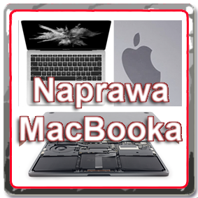 Naprawa MacBook\'a