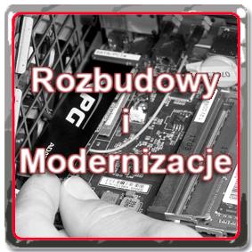 Rozbudowa i modernizacja